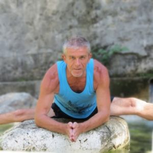 Marc - teacher of Boracay Yoga