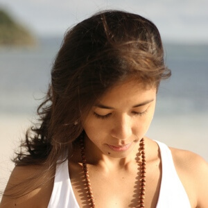 Nicole - teacher of Boracay Yoga