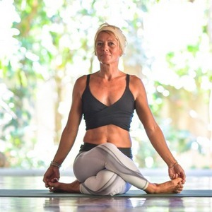 Simone - teacher of Boracay Yoga